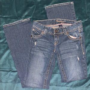 Amethyst Jeans size 3